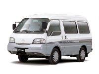 Mazda Bongo, 4 поколение, Микроавтобус, 1999–2016