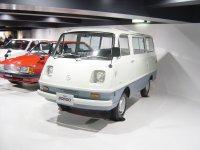 Mazda Bongo, 1 поколение, Микроавтобус