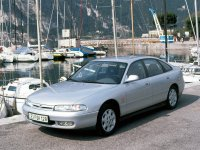 Mazda 626, GE [рестайлинг], Хетчбэк, 1995–1997