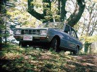 Mazda Familia, 2 поколение, Presto седан 4-дв.