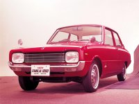 Mazda Familia, 2 поколение, Седан 2-дв.
