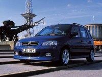 Mazda Demio, 1 поколение [рестайлинг], Хетчбэк, 1999–2007