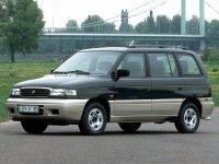 Mazda MPV, 1 поколение [рестайлинг], Минивэн, 1994–1999