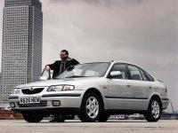 Mazda 626, GF, Хетчбэк, 1997–1999