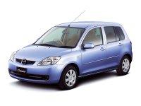 Mazda Demio, 2 поколение [рестайлинг], Хетчбэк, 2005–2007