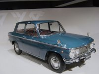 Mazda Familia, 1 поколение, Седан 2-дв.