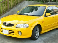 Mazda Familia, 9 поколение, Хетчбэк, 1998–2000