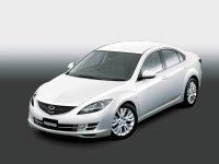 Mazda Atenza, 2 поколение, Седан, 2007–2010