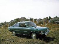 Mazda Familia, 2 поколение, Купе