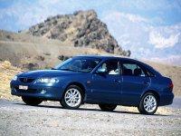 Mazda 626, GF [рестайлинг], Хетчбэк, 1999–2002