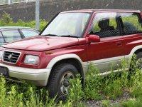 Mazda Levante, 1 поколение, Внедорожник 3-дв., 1996–2016