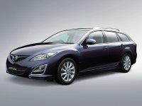 Mazda Atenza, 2 поколение [рестайлинг], Универсал, 2010–2013