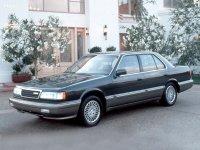 Mazda 929, 4 поколение, Седан, 1988–1992