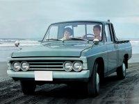 Mazda B-Series, 2 поколение, Пикап