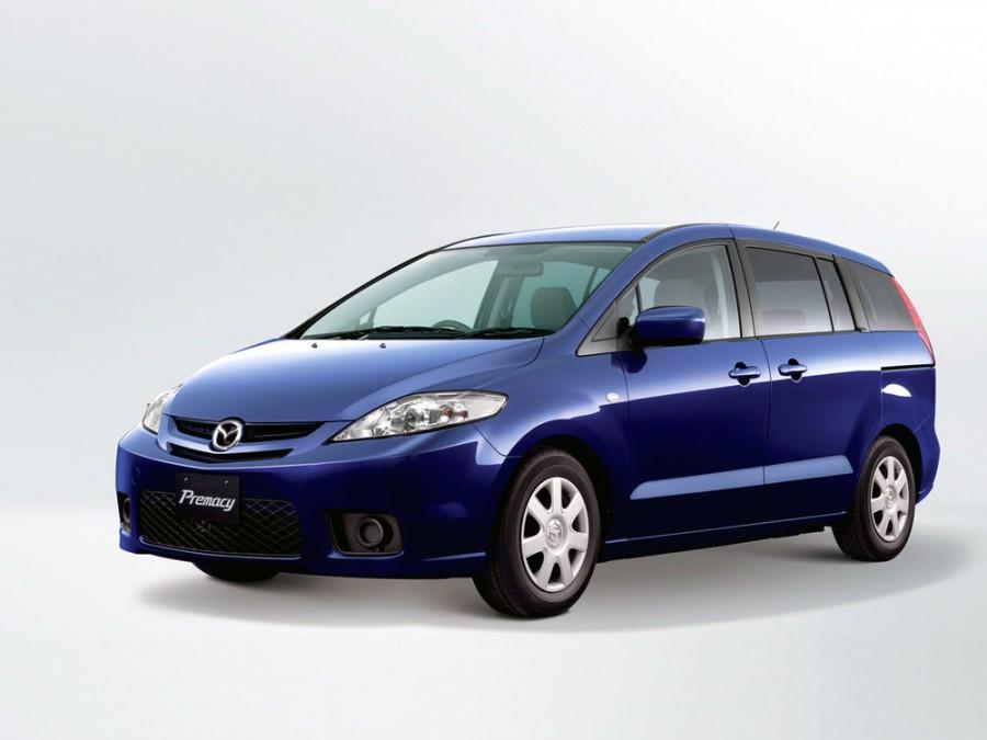 Mazda Premacy минивэн, 2005–2007, 2 поколение - отзывы, фото и характеристики на Car.ru