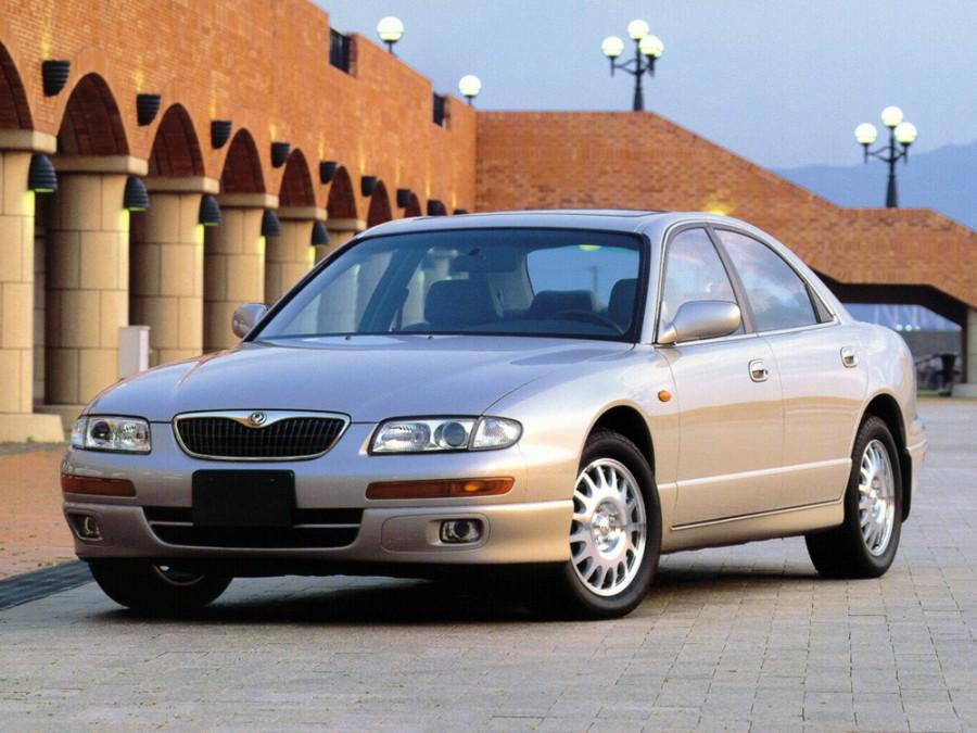 Mazda Xedos 9 седан, 1993–1997, 1 поколение - отзывы, фото и характеристики на Car.ru