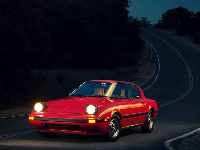 Mazda RX-7 купе, 1 поколение [рестайлинг] - отзывы, фото и характеристики на Car.ru