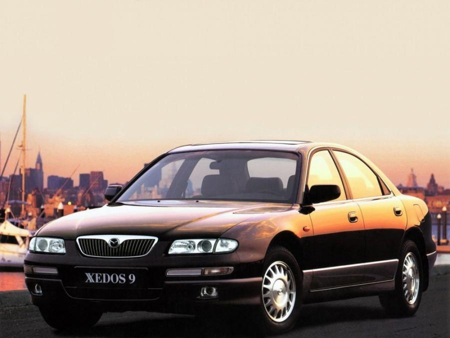 Mazda Xedos 9 седан, 1997–2000, 1 поколение [рестайлинг] - отзывы, фото и характеристики на Car.ru