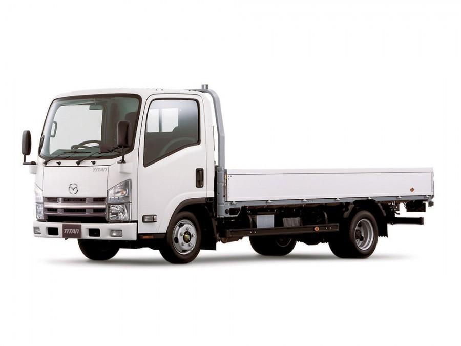 Mazda Titan Wide шасси 2-дв., 2007–2016, 6 поколение - отзывы, фото и характеристики на Car.ru