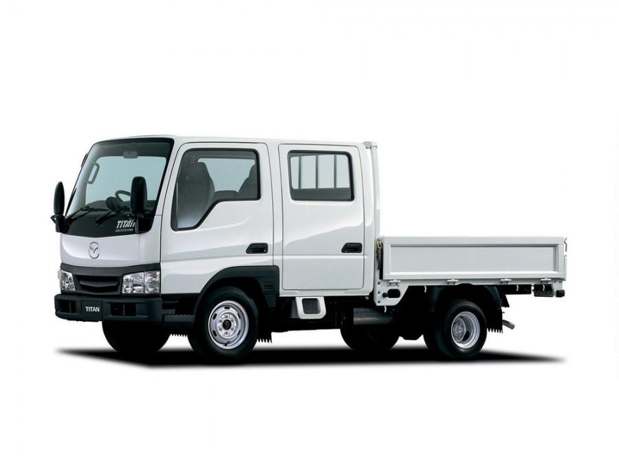 Mazda Titan шасси 4-дв., 2000–2010, 4 поколение - отзывы, фото и характеристики на Car.ru