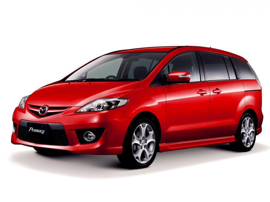 Mazda Premacy минивэн, 2007–2010, 2 поколение [рестайлинг] - отзывы, фото и характеристики на Car.ru