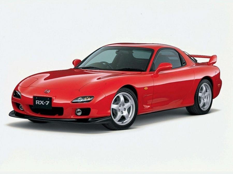 Mazda RX-7 купе 2-дв., 2000–2002, 3 поколение [рестайлинг] - отзывы, фото и характеристики на Car.ru