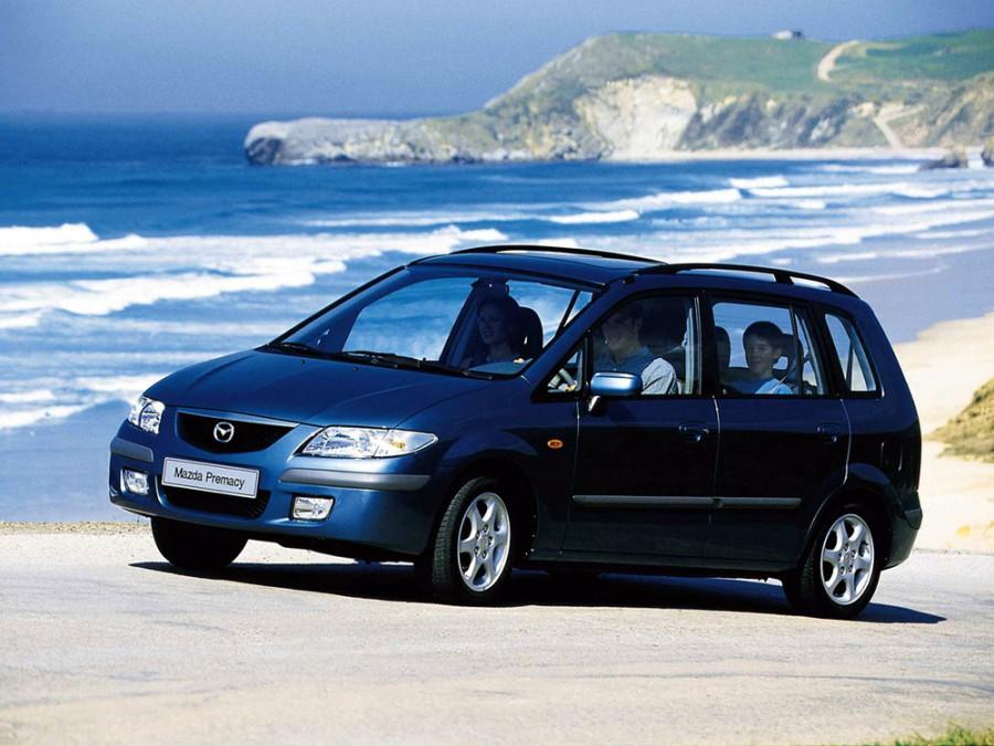 Mazda Premacy минивэн, 1999–2001, 1 поколение - отзывы, фото и характеристики на Car.ru