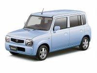 Mazda Spiano, 1 поколение, Хетчбэк, 2002–2016
