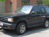 Mazda Navajo, 1 поколение, Внедорожник, 1991–1995