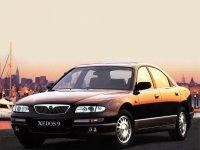 Mazda Xedos 9, 1 поколение [рестайлинг], Седан, 1997–2000
