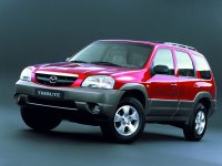 Mazda Tribute, 1 поколение, Кроссовер, 2000–2004