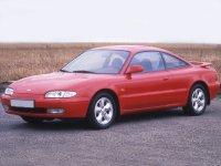 Mazda MX-6, 2 поколение, Купе, 1992–1995