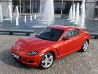 Mazda RX-8, 1 поколение, Купе 4-дв., 2003–2008