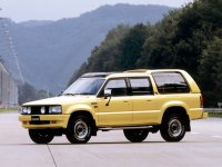 Mazda Proceed, 2 поколение, Marvie внедорожник