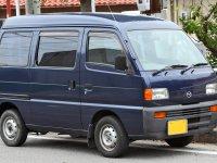 Mazda Scrum, 1 поколение, Минивэн, 1995–2000