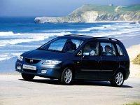 Mazda Premacy, 1 поколение, Минивэн, 1999–2001