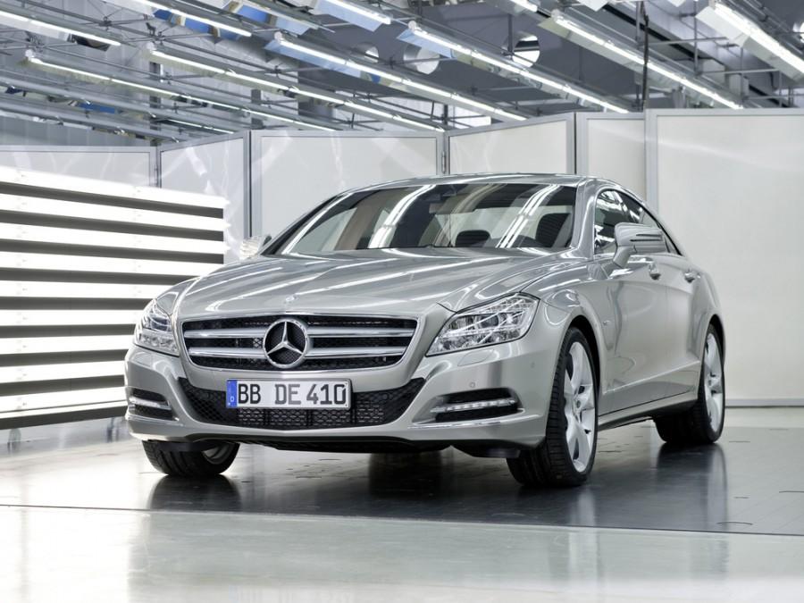 Mercedes CLS-Class седан 4-дв., 2011–2014, C218/X218 - отзывы, фото и характеристики на Car.ru