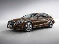 Mercedes CLS-Class, C218/X218 [рестайлинг], Седан 4-дв., 2014–2016
