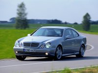 Mercedes CLK-Class, W208/A208 [рестайлинг], Amg купе, 1999–2003