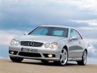 Mercedes CLK-Class, C209/A209, Amg купе, 2002–2005