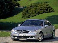 Mercedes CL-Class, C215 [рестайлинг], Купе, 2002–2006