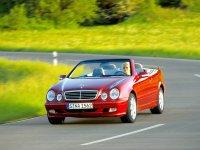 Mercedes CLK-Class, W208/A208 [рестайлинг], Кабриолет 2-дв., 1999–2003