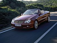 Mercedes CLK-Class, C209/A209 [рестайлинг], Кабриолет 2-дв., 2005–2010