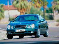 Mercedes CLK-Class, W208/A208, Купе, 1997–1999