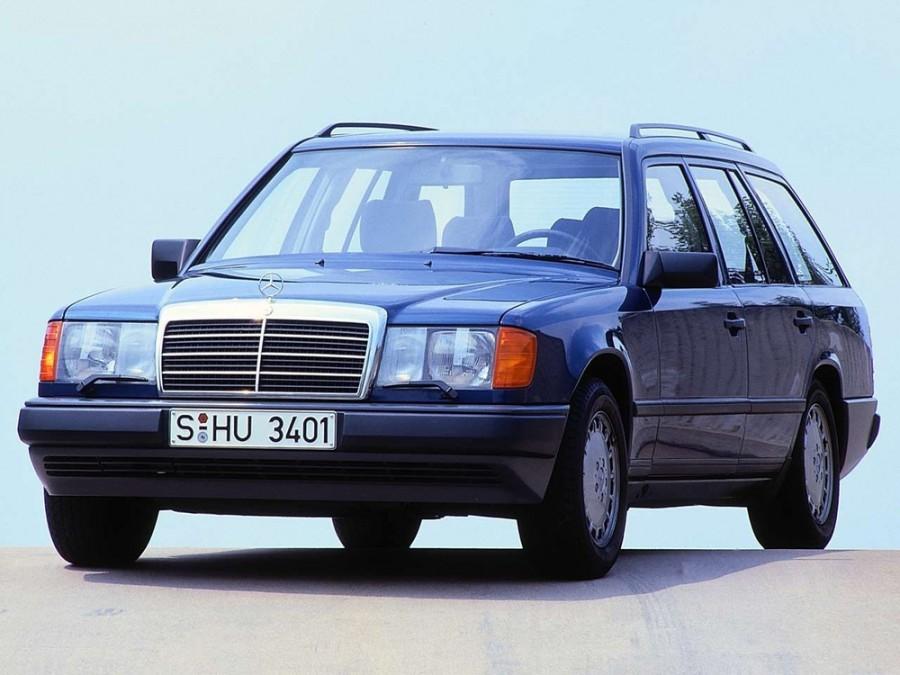 Mercedes E-Class универсал, 1985–1993, W124, E 200 Kat AT (122 л.с.), характеристики