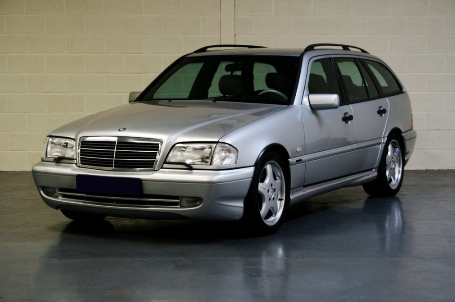 Mercedes C-Class AMG универсал 5-дв., 1997–2001, W202/S202 [рестайлинг] - отзывы, фото и характеристики на Car.ru