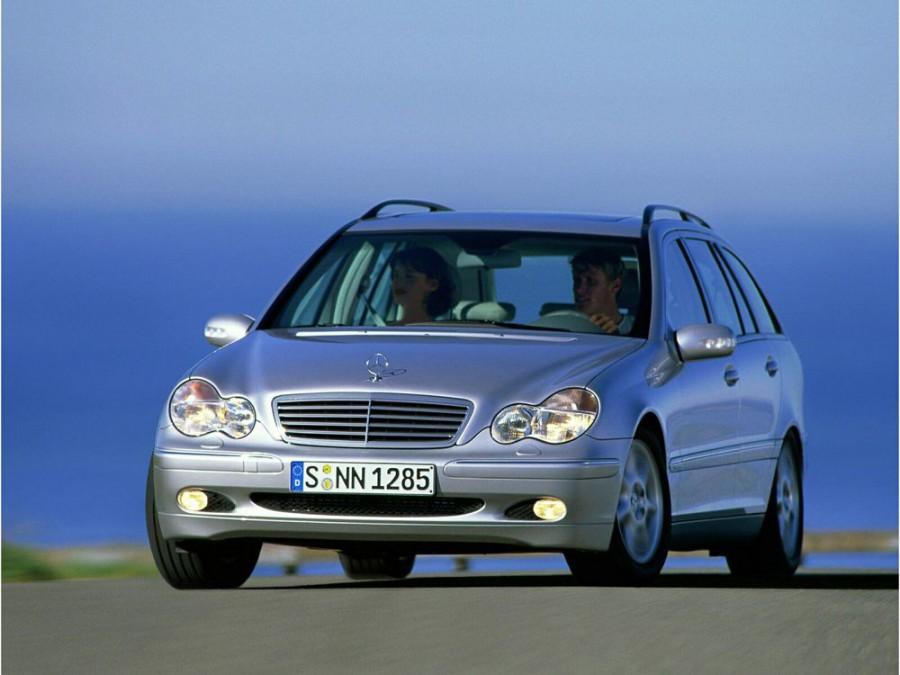 Mercedes C-Class универсал 5-дв., 2000–2004, W203/S203/CL203 - отзывы, фото и характеристики на Car.ru