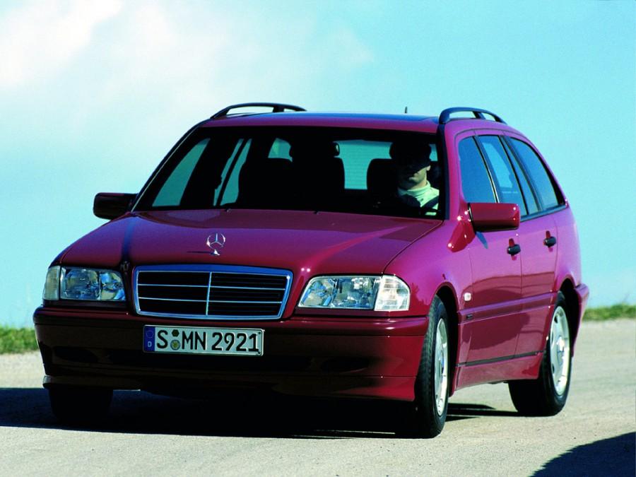 Mercedes C-Class универсал, 1997–2001, W202/S202 [рестайлинг] - отзывы, фото и характеристики на Car.ru