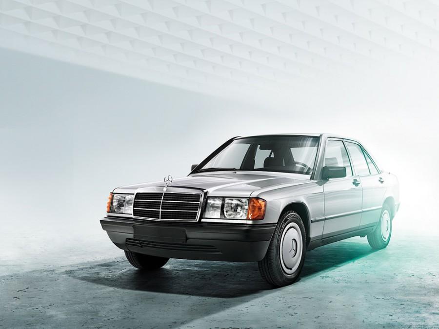 Mercedes C-Class седан, 1982–1988, W201 - отзывы, фото и характеристики на Car.ru