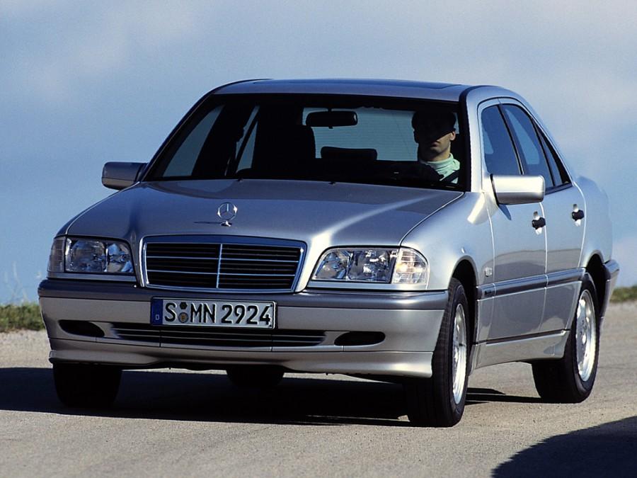 Mercedes C-Class седан, 1997–2001, W202/S202 [рестайлинг] - отзывы, фото и характеристики на Car.ru